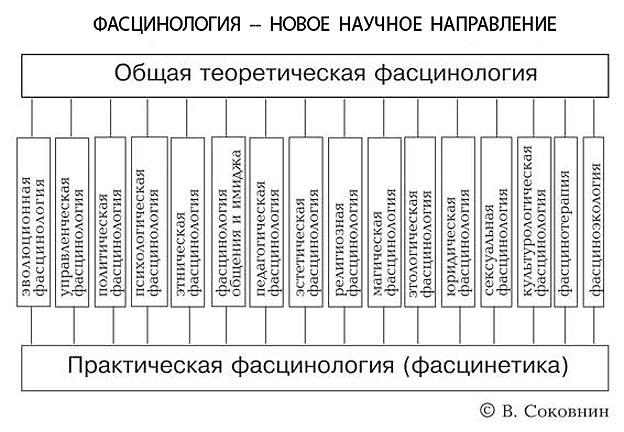 АКАДЕМИЯ.  В соответствии с этой схемой может быть организован институт фасцинологии в структуре РАН или автономное...